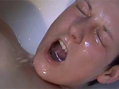 Selfmade Urin Dusche
