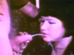 Vintage Sexfilm mit ganz viel Pisse