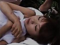 Japanisches Girl wird vollgekackt