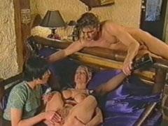 Bisex Vintage Porno aus Deutschland