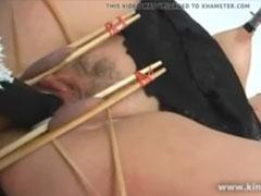 Extreme NS Fotzen Behandlung