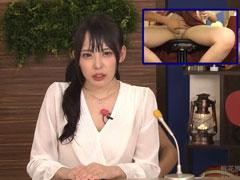 Japanerin trinkt Pisse live im TV